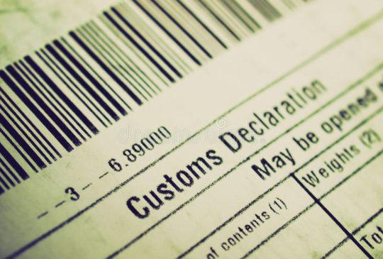 déclaration-en-douane-de-rétro-sembler-40621145